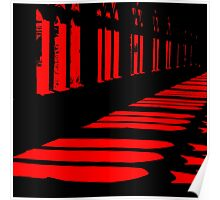 The Red Shadow Poster