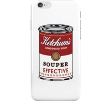 Souper Effective iPhone Case/Skin