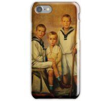Little Ship Builders iPHONE Case iPhone Case/Skin