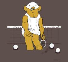 Athena's Bear by Sozdanee