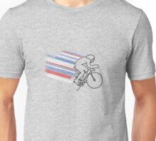 British Track Cycling Unisex T-Shirt