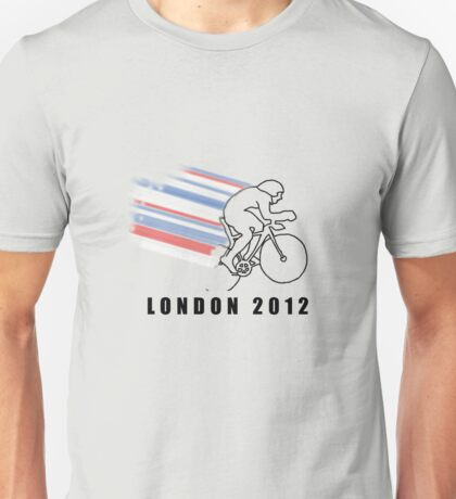 British Track Cycling - London 2012 Unisex T-Shirt