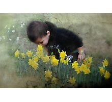 """""""Looking for Spring...."""" Photographic Print"""