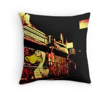4/3 O'clock Throw Pillow