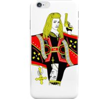 Madonna Queen of Hearts iPhone Case/Skin