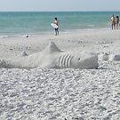 Land Shark! by rosaliemcm