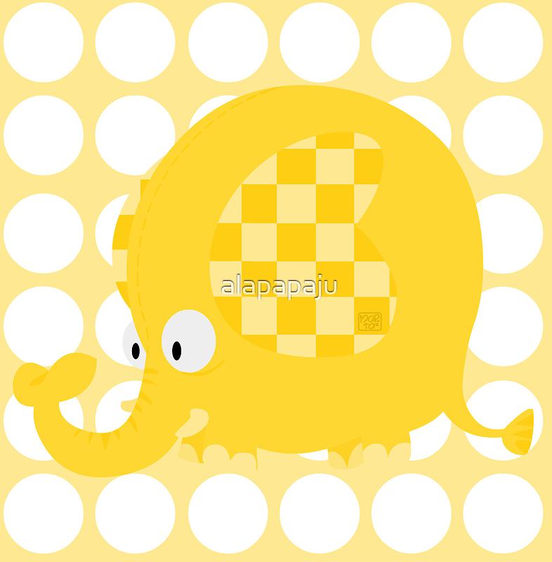 Little elephant by alapapaju
