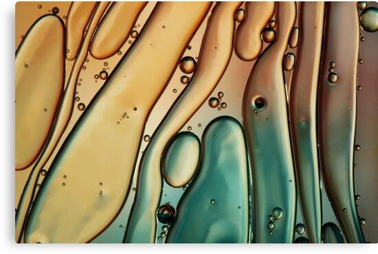 Copper Ripple by Sharon Johnstone