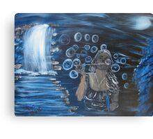"""""""Bubbles""""  by Carter L. Shepard Canvas Print"""