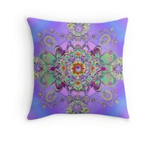 Soft Pastels Throw Pillow