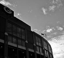Lambeau Field by Chad Eastman