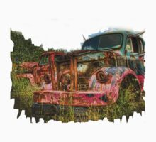 Truck Stop Here by Marilyn Cornwell