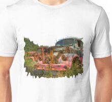 Truck Stop Here Unisex T-Shirt