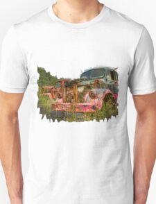 Truck Stop Here T-Shirt