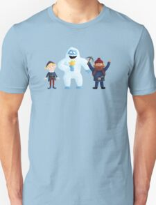 Yukon Bumble and Hermey T-Shirt