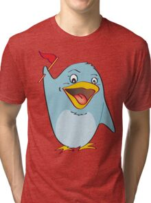 Tawny 13 Tri-blend T-Shirt