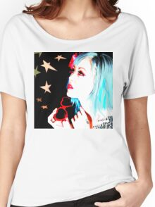 FREAK OUT Women's Relaxed Fit T-Shirt