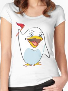 tawny 25 Women's Fitted Scoop T-Shirt