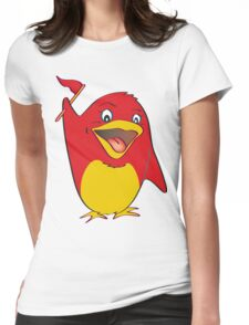 tawny 27 Womens Fitted T-Shirt