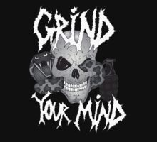 Grind Your Mind by Luke Kegley