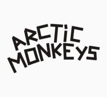 Arctic Monkeys - Black by 0llie