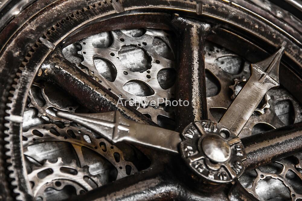 Clockwork by ArchivePhoto