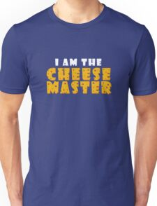 "RTExtraLife 2015 - ""I am the Cheese-Master"" Unisex T-Shirt"