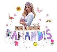 Marina Diamandis by meghandulaney