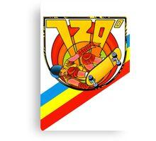 720 - Retro Nintendo Skateboarding Videogame  Canvas Print