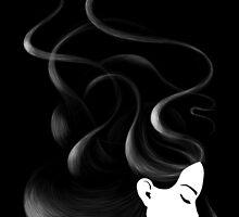 Black hair by ewdondoxja