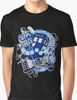 Wibbly Wobbly Timey Wimey... Stuff Graphic T-Shirt
