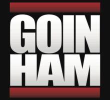 GOIN HAM by mcdba