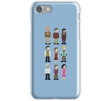Little Damn Heroes iPhone Case/Skin