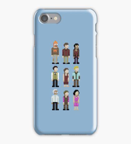 Little Damn Heroes iPhone Case/Skin