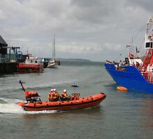 Lifeboat Rescue by Touchstone21