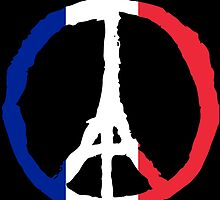 Pray For Paris by lolotees