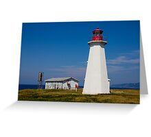 Enragée Point Light Greeting Card