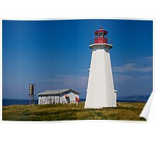 Enragée Point Light Poster