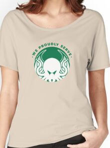 Cthulhu Coffee Women's Relaxed Fit T-Shirt