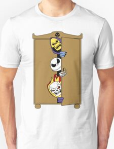 Skeletons in the Cupboard! T-Shirt