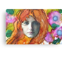 My Other World Canvas Print