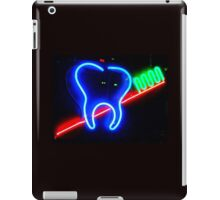 Brush YourTeeth iPad Case/Skin
