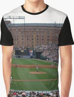 Orioles Baseball Graphic T-Shirt