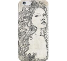 Elven Girl  iPhone Case/Skin