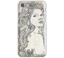 Elven Girl  iPhone Case/Skin