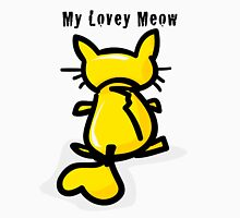 My Lovey Meow Unisex T-Shirt