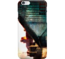 A Perfect Blue Building iPhone Case/Skin