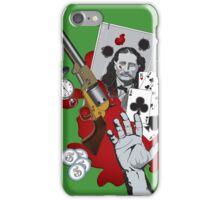 Dead Man's Hand iPhone Case/Skin