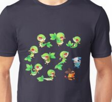 Snivy Gang Unisex T-Shirt