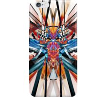Mirror Image Abstract iPhone Case/Skin